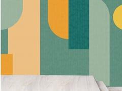 Rivestimento / carta da paratiCOMPOSITION GREEN - OFFICINARKITETTURA®