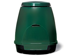 MATTIUSSI ECOLOGIA, COMPOSTER 310 Contenitore per il compostaggio domestico per giardini