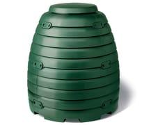 MATTIUSSI ECOLOGIA, COMPOSTER 660 Contenitore per il compostaggio domestico per giardini