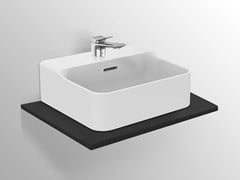 Lavamani da appoggio rettangolare in ceramicaCONCA - T387601 - IDEAL STANDARD ITALIA
