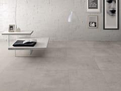 Pavimento in gres porcellanato effetto cementoCONCRETE - CERAMICA FIORANESE
