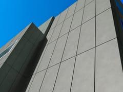 Arklam, CONCRETE Rivestimento in ceramica sinterizzata effetto cemento per esterni