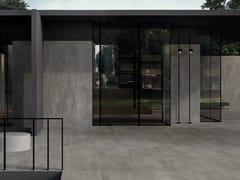 Pavimento/rivestimento in gres porcellanato effetto cementoCONCRETO MEDIUM TIDE - LEA CERAMICHE