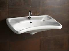 Lavabo per disabili in ceramicaCONFORT - CRA - ALICE CERAMICA