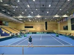 Pavimentazione rimovibile per campi da tennis e polivalentiCONFOSPORT IT - CASALI