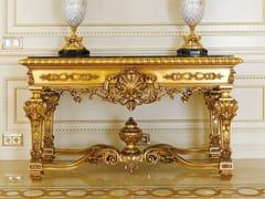 Consolle in legno con piano in marmo5812 | Consolle - BELLOTTI EZIO ARREDAMENTI
