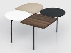 Tavolino quadratoCONSTELLATION | Tavolino quadrato - KRISTALIA
