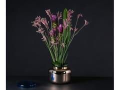 Vaso / contenitore in vetro a specchioCONTAINER LOW - PULPO