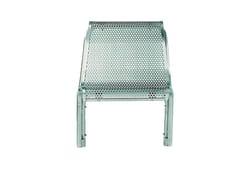 Seduta da esterni in acciaio inoxCONTOUR | Seduta da esterni in acciaio inox - EUROFORM K. WINKLER