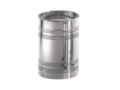 Pattumiera in acciaio inoxCONTRACT B9964 | Pattumiera - COLOMBO DESIGN
