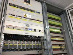 Sistema di controllo per fontaneQuadri di comando per fontane - CASCADE