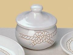 Biscottiera in ceramicaI GRAFFITI | Biscottiera - GRUPPO ROMANI