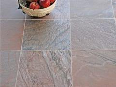 Pavimento/rivestimento in pietra naturale per interniCOPPER POLISHED QUARTZITE - STONE AGE PVT. LTD.