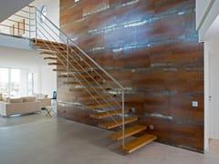 Revigrés, COPPER Pavimento/rivestimento effetto metallo per interni ed esterni