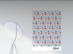 Artwork adesivo riposizionabile in pvcCORALLINA | Poster - PPPATTERN