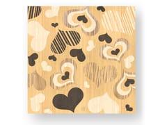 Quadro in legno intarsiato CORAZÒN WARM - DOLCEVITA LOVE