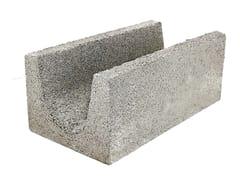 Blocco da muratura in clsCORREA 25 CLS FV INTERNI / ESTERNI - MA.CE.VI.