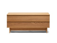 PANCA CONTENITORE IN ROVERECORRELATION BENCH SMALL - WE DO WOOD