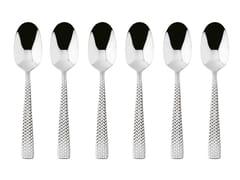 Cucchiaini in acciaio inoxCORTINA | Set di posate - SAMBONET PADERNO INDUSTRIE