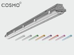 Lampada da soffitto in policarbonato COSMO ECLIPSE -