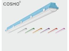 Lampada da soffitto in policarbonato COSMO ORION -