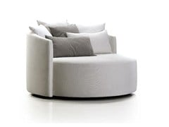 Divanetto in tessutoCOSY DAYBED - PAPADATOS