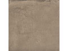Pavimento in gres porcellanato effetto cementoCOTTOCEMENTO BROWN - CERAMICHE COEM