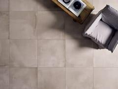 Pavimento in gres porcellanato effetto cementoCOTTOCEMENTO - CERAMICHE COEM