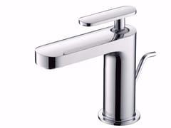 Miscelatore per lavabo da piano monocomando in ottone cromato CHARMING PLUS   Miscelatore per lavabo da piano - Charming Plus