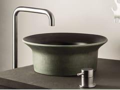 Miscelatore per lavabo a 2 fori da piano STIRIANA | Miscelatore per lavabo da piano - STIRIANA