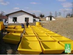 Impianto di sub-irrigazioneCOUNTRY - REDI