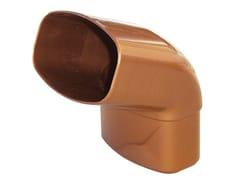 Curva per tubo pluvialeCOV67096R - FIRST CORPORATION