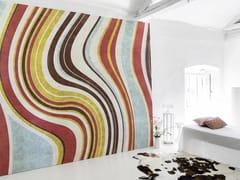 Carta da parati lavabile panoramica in vinileCOVENT GARDEN - ÉLITIS