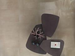 Pavimento/rivestimento in gres porcellanato effetto cemento COVER SAND - URBATEK - Grès Porcellanato