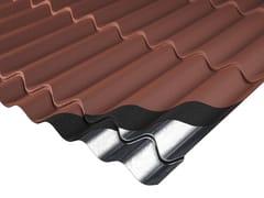 Pannello e lastra metallica per coperturaCOVER TILE - ONDULIT ITALIANA