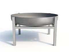 Braciere in acciaio inoxCRATE | Braciere - ARPE STUDIO MB