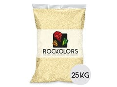 Rockolors, ROCKOLORS CREAM OF GOLD Ghiaia colorata