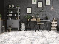 CREATION 55 | Flooring with marble effect