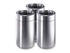 Gettacarte in acciaio inoxCREW 436 - ROSCONI