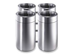 Gettacarte in acciaio inoxCREW 438 - ROSCONI