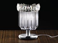 Lampada da tavolo in vetroCRISTALLI 6008 | Lampada da tavolo - PATRIZIA VOLPATO