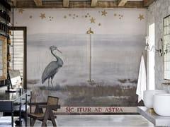 Wall&decò, CRISTALLINO Carta da parati con paesaggi per bagno