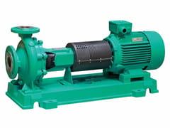 Pompa centrifuga monostadioCRONONORM NL - WILO ITALIA