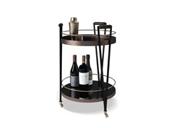 Carrello bar in ottoneCROSSROADS - PORUSTUDIO