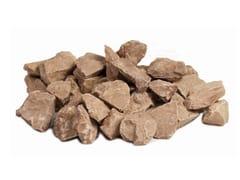 Granulato da giardino in pietra naturaleGRANIGLIA MARRONE - BERNARDELLI GROUP
