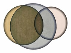 Tappeto in lana a motivi geometriciCRYSTAL NEUTRAL - GAN BY GANDIA BLASCO