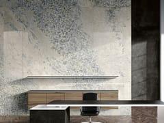 ARIOSTEA, CRYSTAL SKY Pavimento/rivestimento in gres porcellanato effetto marmo