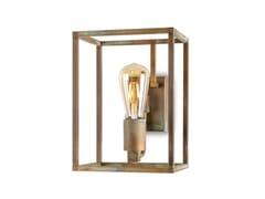 Lampada a parete IndustrialCUBIC   Lampada da parete - MORETTI LUCE