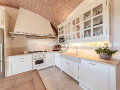 Cucina su misura in legno masselloCucina 4 - GARDEN HOUSE LAZZERINI