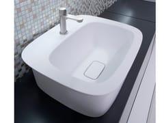 Lavabo in Cristalplant®CUPOLA | Lavabo - ANTONIO LUPI DESIGN®